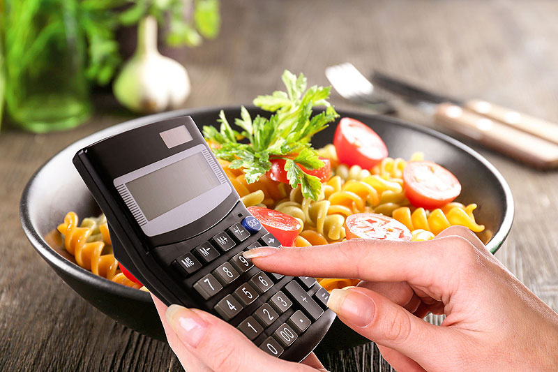 food calculator